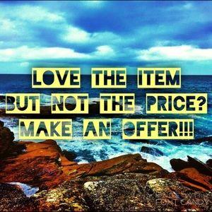 💋Make me your best offer!💋